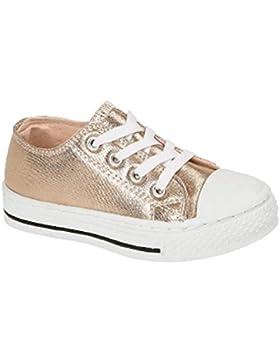 GladRags® Zapatillas de Lona Para Niña