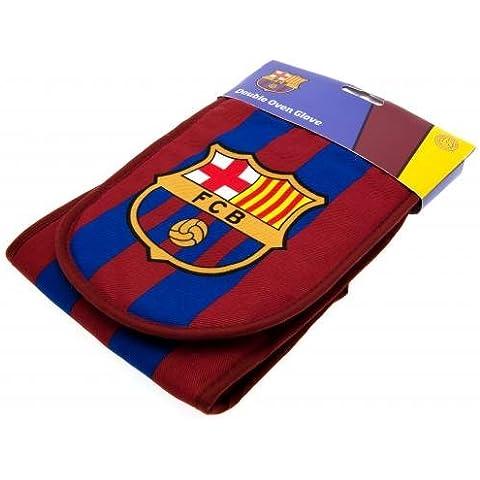 Ufficiale Barcelona FC-Guanti da forno, un ottimo regalo da uomo