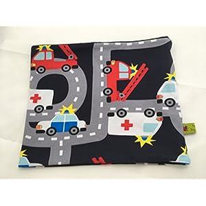 Einfacher Loop mit Feuerwehr, Polizei, Krankenwagen