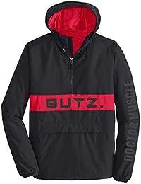 47f04c1bbb Amazon.it: parka - Rosso / Giacche e cappotti / Uomo: Abbigliamento
