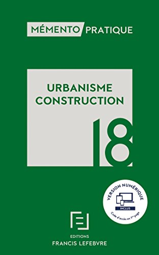MEMENTO URBANISME CONSTRUCTION 18