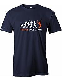 TENNIS EVOLUTION - HERREN - T-SHIRT by Jayess Gr. S bis XXXL