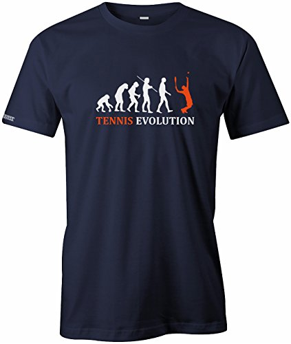 TENNIS EVOLUTION...
