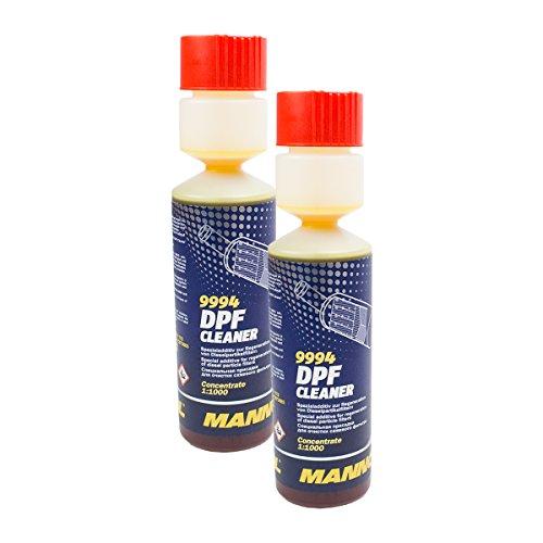 Preisvergleich Produktbild 2x MANNOL 9994 DPF Cleaner Reiniger für Dieselpartikelfilter 250ml