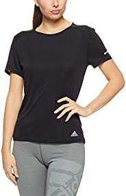 adidas Weft knitted Sports T-Shirt for Women