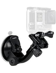 Sametop Ventosa Soporte con Suction Cup Mount para GoPro Hero 5, 4, Session, 3+, 3, 2, 1 Cameras