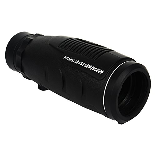 Artshai high resolution 30x52 Monocular