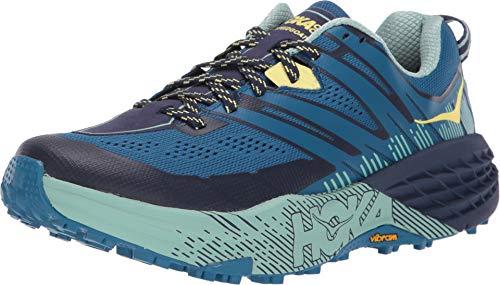 HOKA ONE One Speedgoat 3 Deportivas Mujeres Seaport/Medieval Blue - 42 - Running/Trail
