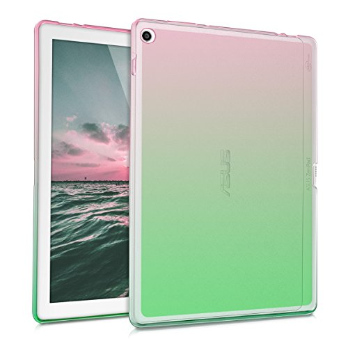 custodia per tablet asus zenpad 10 kwmobile Cover compatibile con Asus ZenPad 10 (Z300) - Custodia Tablet in silicone TPU - Copertina protettiva Tab - Backcover