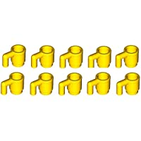 LEGO CITY - 10 yellow cups / MUGS / GLASSES FOR Minifigures - 3899