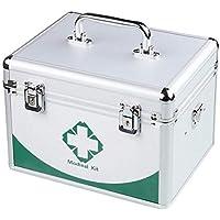 JYYX Mit Schloss Medicine Box Medical Paket Erste-Hilfe-Kit Aufbewahrungskoffer Für Auto- / Haushaltsmedizin Medicine... preisvergleich bei billige-tabletten.eu