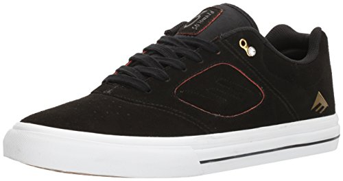 Emerica Reynolds 3 G6 VULC Schuh - Grey/Orange Grã¶Ãÿe: 44