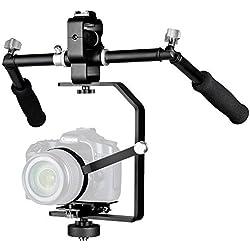 Walimex CamFloPod - Estabilizador de cámara para videocámaras réflex