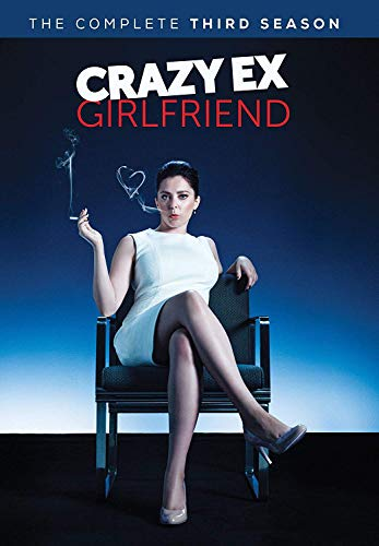 Dvd - Crazy Ex-Girlfriend: Complete Third Season (3 Dvd) [Edizione: Stati Uniti] (1 DVD)