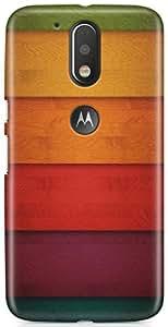 Sand Dunes Designer Printed Hard Back Case cover for Motorola Moto G4