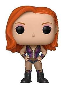 Funko- Pop Figura de Vinilo: WWE-Becky Lynch Coleccionable, (41941)