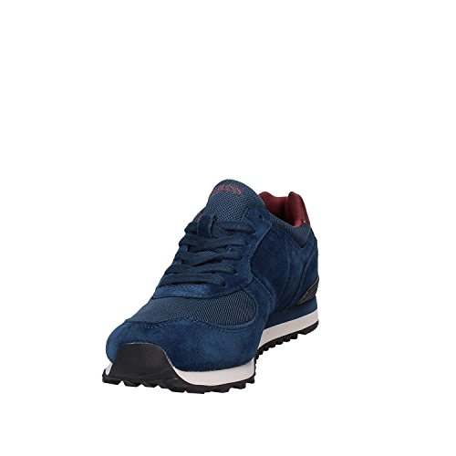 Guess Charlie, Sneakers Basses Homme Bleu