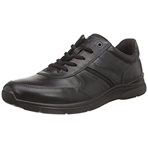 Ecco IRVING, Men's Derby, Black (BLACK2001), 7.5 UK (41 EU)