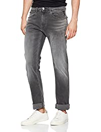 Replay Herren Straight Jeans Grover Hyperflex