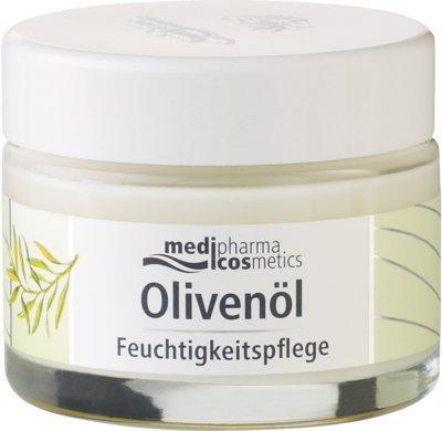 Kalt Gepresste Shea Butter (Olivenoel Feuchtigkeitscreme Pflege, 50 ml)