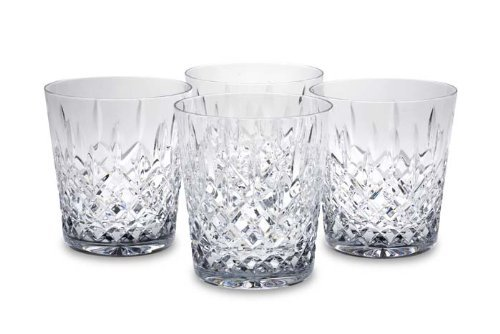 Reed & Barton Crystal Hamilton Double Old Fashioned Glass by Reed & Barton Barton Crystal