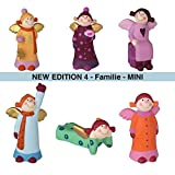 Himmlische Schwestern New Edition 4 - Familie - Mini - 6er Set