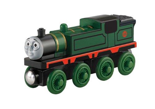 Mattel BDG02 - Fisher-Price Thomas und seine Freunde, Mief Holz Lokomotive, medium