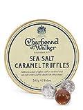 Charbonnel et Walker Sea Salt Truffles 275g, Includes FREE giftwrap