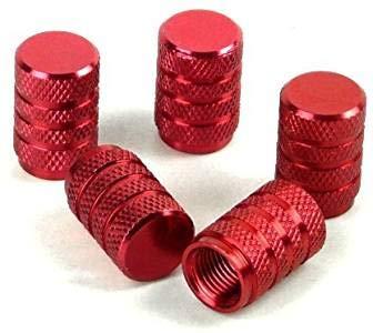 Snner 871125238015 Set Ventilkappen rote
