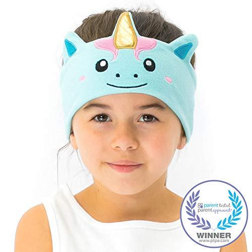 Auriculares Para Niños Modelo Unicornio Místico