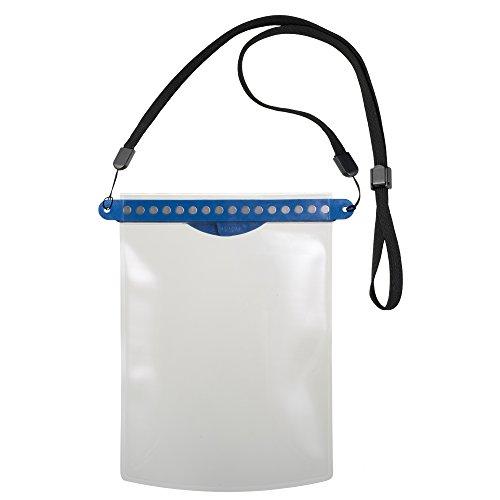 Lewis N. Clark WatersealsTM Magnetic Waterproof Pouch, Phablet, Unisex-Erwachsene Kofferorganizer, gelb (Gelb) - 1385-YEL