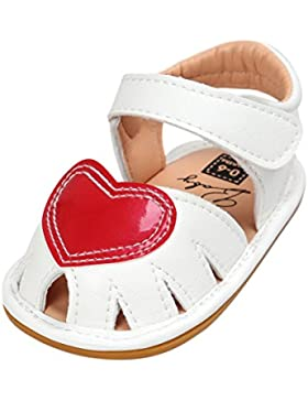hunpta bebé niña sandalias zapatos Casual zapatos Sneaker suela suave antideslizante infantil