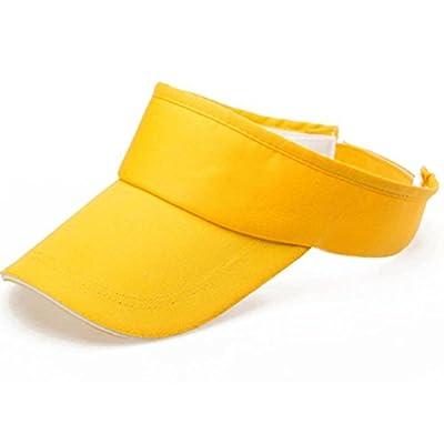 jaminy Herren Frauen Sommer Visier Sun Uni Hat Cap von Jaminy - Outdoor Shop