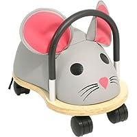 Wheely Bug, Rutschauto Holztier auf Rollen mit Griff, in verschiedenen Größen und Motiven verfügbar