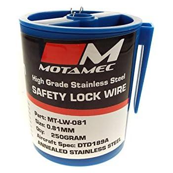 Motamec 6 Inch Safety Lock Wire Twisting Pliers: Amazon.co.uk: Car ...
