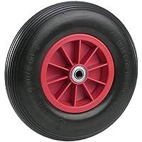 Dörner + Helmer 740353p de poliuretano resistente a los pinchazos Cilindro de diámetro 400x 100x 20mm Rille Perfil Buje 88mm