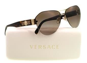 Versace Femme - Lunettes de soleil - VE2143 - Noir