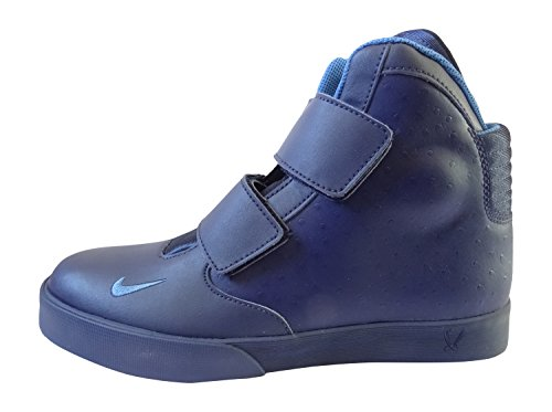Nike Herren Flystepper 2K3 Basketballschuhe, Blau (Midnight Navy/Star Blue), 44 EU