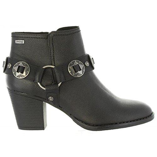 Bottines - Boots, couleur Noir , marque MTNG, modèle Bottines - Boots MTNG INXS Noir