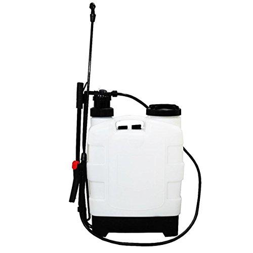 Oypla 20L 20 Liter Rucksack Druck Crop Garden Weed Sprayer