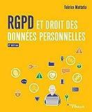 RGPD et droit des données personnelles...