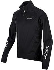 NALINI negro etiqueta aeprolight chaqueta – negro – M