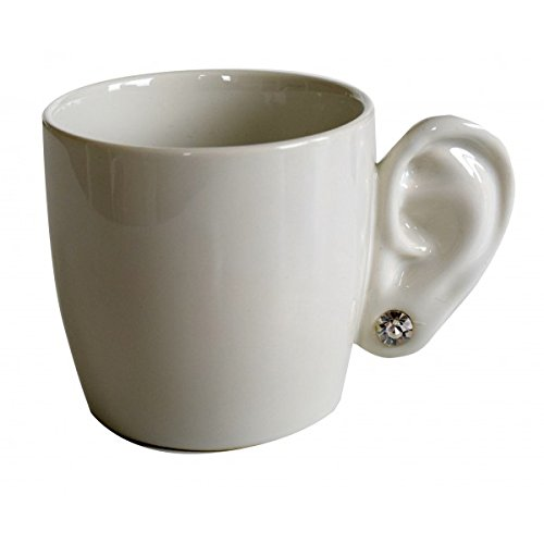 Invotis-Tasse Porcelaine Blanc