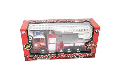 Kidz corner - camion pompieri medio frizione - 361147