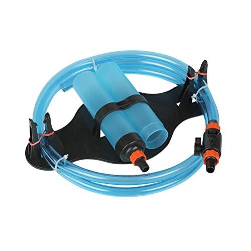POPETPOP Aquarium Wasser Wechsler-Kies & Sand Reiniger Aquarium Siphon Reinigungswerkzeuge-Aquarium Staubsauger Kies Cleaner-80 Zoll