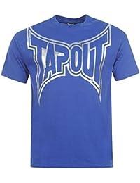 Tapout Herren Foil Logo T-Shirt (598605)