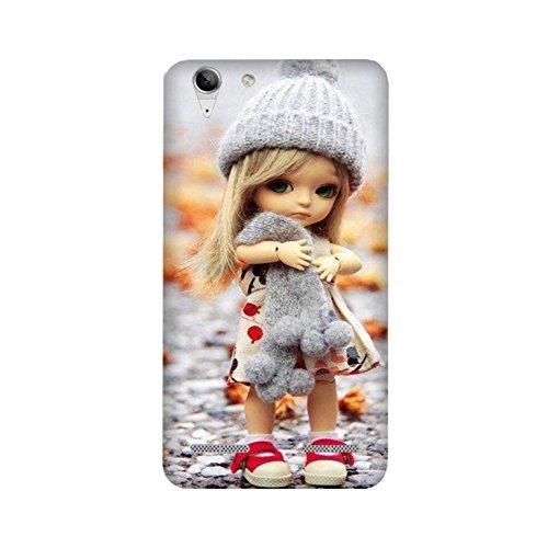 theStyleO Sad Doll Girls Designer Printed Mobile Back Case and Covers for Lenovo Vibe K5 Plus [For Girls]