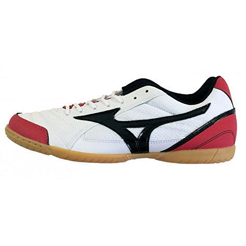 Mizuno , Chaussures pour homme spécial foot en salle - White-Black-Red