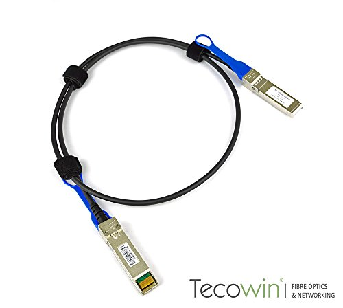 Cisco compatible SFP-H10GB-CU1M-C, 10GBASE-CU SFP+ Cable 1 Meter aus Deutschland -