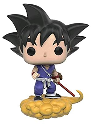Dragon Ball Z Goko & Nimbus Vinyl Figure 109 Figurine de collection